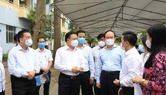 TP Hà Nội kỷ luật nặng cán bộ chủ quan liên quan công tác chống dịch