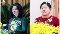 Những điểm trùng hợp thú vị về 2 nữ Chủ tịch tỉnh đầu tiên của Bắc Ninh và Bình Phước
