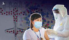 """Chống dịch ở TP.HCM: Từ bài toán lỗ đạn trên máy bay đến chiến thuật tiêm vaccine """"vùng xanh"""""""