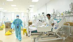Bên trong 'thành trì cuối cùng' cứu bệnh nhân COVID-19 thoát cửa tử