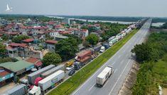 Chính phủ gỡ lưu thông hàng hóa, không kiểm tra xe chở hàng có QR từ 0h ngày 30-7