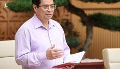Chỉ đạo khẩn của Thủ tướng về chống dịch và phát triển kinh tế