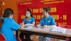 Hàng nghìn công nhân ở Quảng Ninh được tiêm vaccine Sinopharm