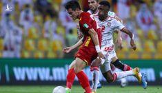 HLV Park dự lễ bốc thăm vòng loại thứ ba World Cup 2022
