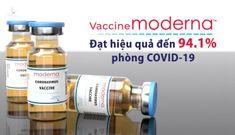 Mỹ đã chuyển 2 triệu liều vaccine Moderna cho Việt Nam