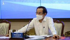 Lời cảm ơn chân thành của Bí thư Nguyễn Văn Nên tới Bộ Y tế đồng hành, hỗ trợ chống dịch