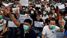 Thái Lan vỡ trận sau cuộc biểu tình, bạo loạn ngày 18/7