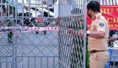 Tiểu thương dương tính nCoV, 749 người ở chợ Tân An phải xét nghiệm