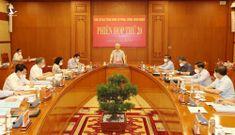 Đề nghị kỷ luật 7 cán bộ diện Trung ương quản lý, nhiều lãnh đạo DNNN