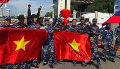 Army Games 2021: Đội Việt Nam vượt Trung Quốc giành huy chương