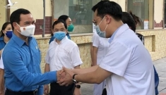 Hỗ trợ 1 triệu đồng/người cải thiện bữa ăn cho lực lượng y tế 19 tỉnh thành phía Nam