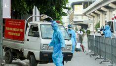 Hà Nội: Ổ dịch tại quận Thanh Xuân thêm 33 người nhiễm SARS-CoV-2