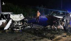 Vụ tai nạn 3 người thương vong: Xe ôtô do Chánh văn phòng huyện ủy điều khiển lấn làn