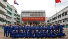 50 bác sĩ, nhân viên y tế tỉnh Quảng Bình lên đường hỗ trợ TP.HCM chống dịch