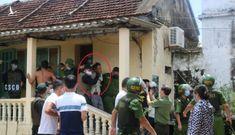 """Giám đốc Công an Nam Định trực tiếp chỉ đạo """"giải cứu"""" cô gái bị bố bắt làm """"con tin"""""""