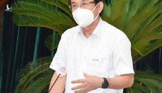 Bí thư TP.HCM Nguyễn Văn Nên: 'Chúng ta không thấy đơn độc mà phải tiếp tục chiến đấu'