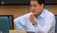 Ông Nguyễn Đức Chung ép buộc, đe dọa Chánh thanh tra Hà Nội