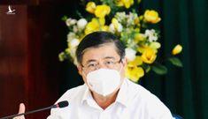Chủ tịch TPHCM: F0 chuyển nặng gọi y tế cơ sở không được, ông phải đích thân can thiệp