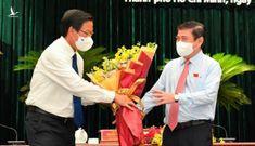 HĐND TP.HCM sẽ họp bầu Chủ tịch TP thay ông Nguyễn Thành Phong