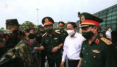 Bộ trưởng Quốc phòng: 'Sử dụng cả không quân hỗ trợ nhu yếu phẩm cho người dân'