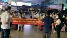 Hơn 200 giảng viên, sinh viên Trường ĐH Điều dưỡng Nam Định chi viện cho Đồng Nai