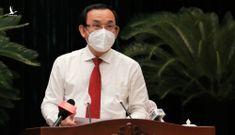 Bí thư Nguyễn Văn Nên nói về việc ông Nguyễn Thành Phong phải rời TP.HCM lúc này