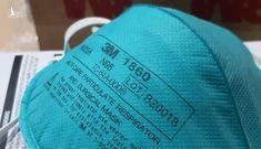Cảnh báo y bác sĩ bị lây COVID-19 vì khẩu trang dỏm, nhà tài trợ nên tìm hiểu kỹ khi mua tặng