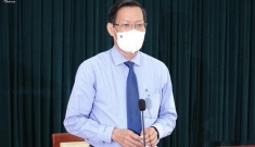 Tân Chủ tịch TP.HCM Phan Văn Mãi: 'Tôi chịu ơn TP.HCM từ khi đi học và làm tại đây'