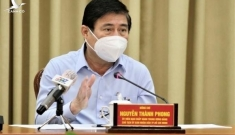 Chủ tịch Nguyễn Thành Phong:  Số ca nhiễm tại TP.HCM giảm 18%
