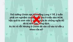 Quyết tâm của Thủ tướng khi yêu cầu xét nghiệm toàn TP.HCM trong 2 tuần