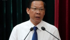 Ông Phan Văn Mãi được giới thiệu bầu làm Chủ tịch UBND TP.HCM