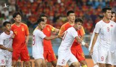 Trận Trung Quốc gặp Việt Nam bất ngờ 'có biến'