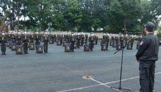 Trung đoàn Cảnh sát cơ động Tây Nguyên đưa 410 quân vào các tỉnh phía Nam