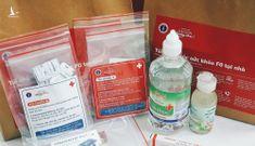 Ba túi thuốc điều trị F0 tại nhà được dùng như thế nào?