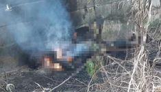 Điều tra vụ thi thể cháy đen trong nghĩa trang ở TP.HCM