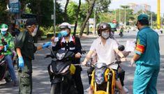 TP.HCM tạm dừng khai báo di chuyển nội địa tại một số chốt giao thông