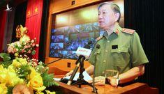 """""""Nhiệm vụ kép"""" và những chỉ đạo đặc biệt của Bộ trưởng Tô Lâm"""