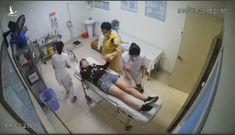 Thấy nữ tài xế lên cơn đau tim trong xe ô tô, CSGT lập tức giải cứu