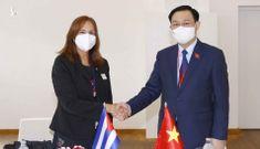 Cuba sẵn sàng hỗ trợ chuyển giao công nghệ vaccine để Việt Nam chống dịch