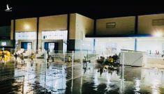 Bình Dương: Được lo đủ cơm, F0 lại quay ra phá cửa bệnh viện lấy đồ dùng