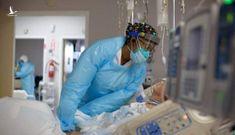 Số ca tử vong trong ngày của Mỹ lại tăng đột biến