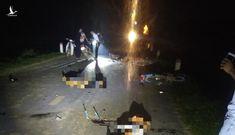 Tai nạn kinh hoàng trong đêm Trung thu làm 8 người thương vong