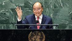 Toàn văn bài phát biểu của Chủ tịch nước Nguyễn Xuân Phúc tại Đại hội đồng LHQ