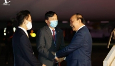 Chủ tịch nước Nguyễn Xuân Phúc tới Mỹ dự Phiên thảo luận Đại hội đồng Liên hợp quốc