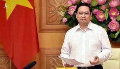 """Thủ tướng Phạm Minh Chính: """"Không thể phong tỏa mãi, cần thích nghi an toàn với dịch"""""""
