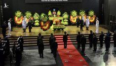 Tổ chức trọng thể lễ tang Đại tướng Phùng Quang Thanh theo nghi thức cấp Nhà nước