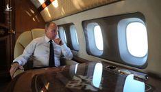 Bí mật an ninh khi đi máy bay của Putin được hé lộ