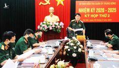 Ủy ban Kiểm tra Quân ủy Trung ương đề nghị thi hành kỷ luật các quân nhân vi phạm