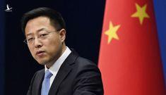 Trung Quốc còn lên tiếng ngang ngược khi Đức muốn đi ngang biển Đông