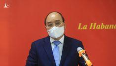Việt Nam – Cuba bàn về hợp tác và chuyển giao công nghệ sản xuất vaccine